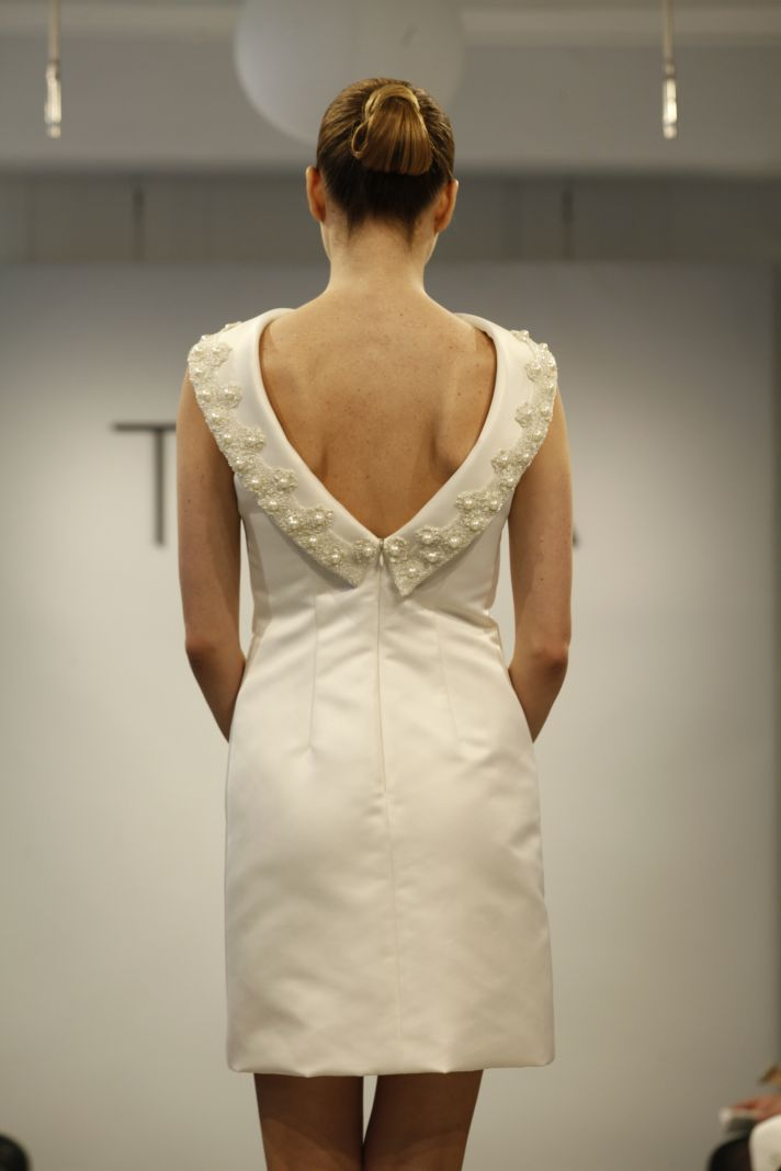 Theia Spring2014 wedding dress bridal gown Betty