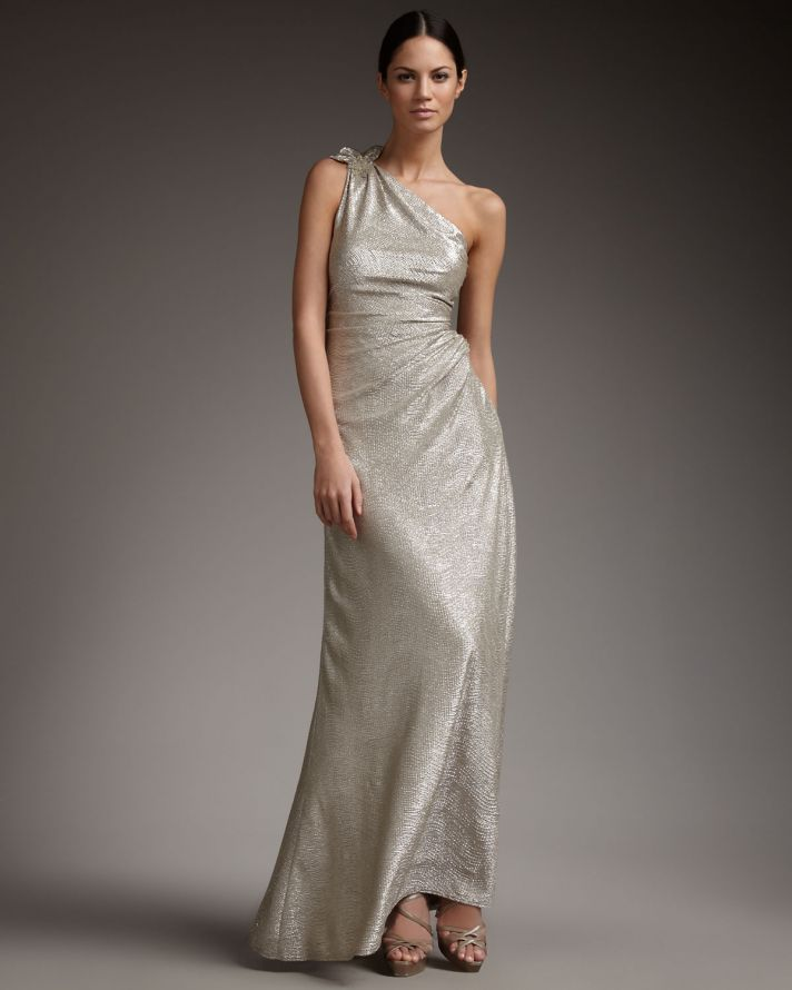 15 Sparkly Dresses for Wedding Guests | OneWed