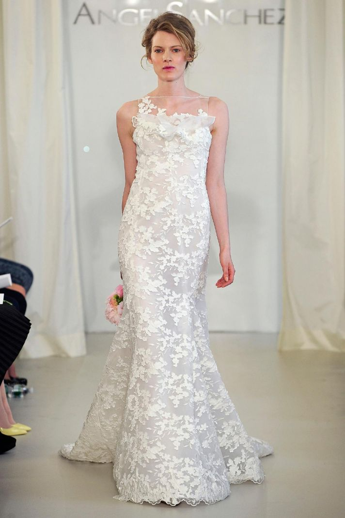spring 2014 bridal stunners by angel sanchez onewed