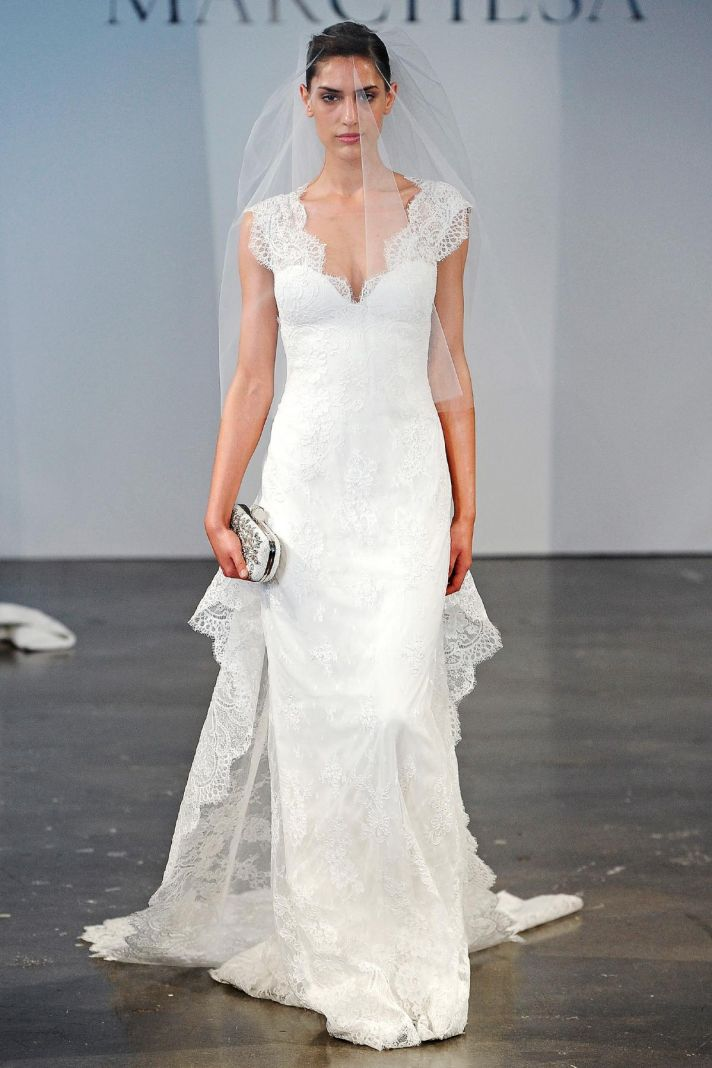 Marchesa Fall 2014 Wedding Dresses Marchesa wedding dress Spring