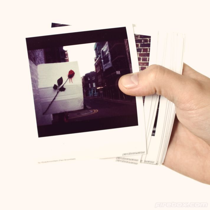 Wedding Instagram Printing Vintage Polaroids
