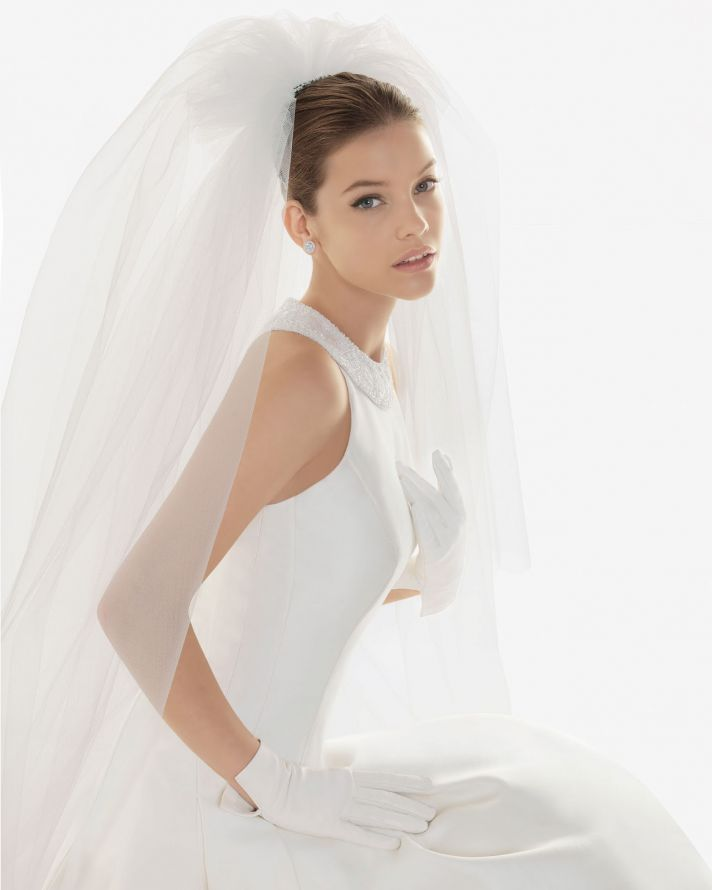 Rosa Clara wedding dress Spring 2014 Bridal 1