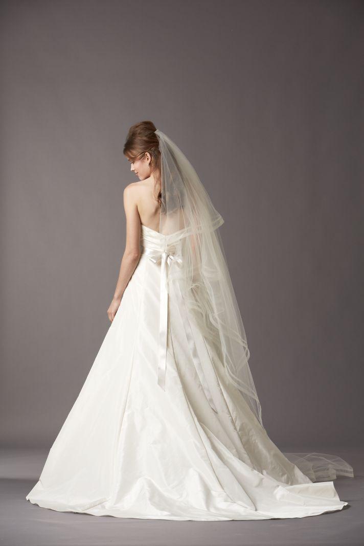 Watters Bridal Gowns Fall 2013 Wedding Dress 4034B