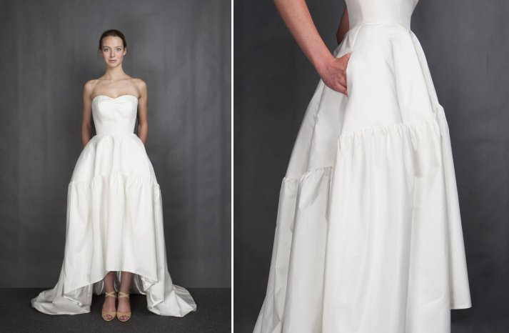 Heidi Elnora wedding dress Spring 2014 Bridal Katrina Arnold