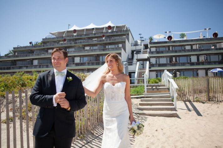 Real Wedding Long Island Throo Williams Photography by Verdi Bride Groom First Look