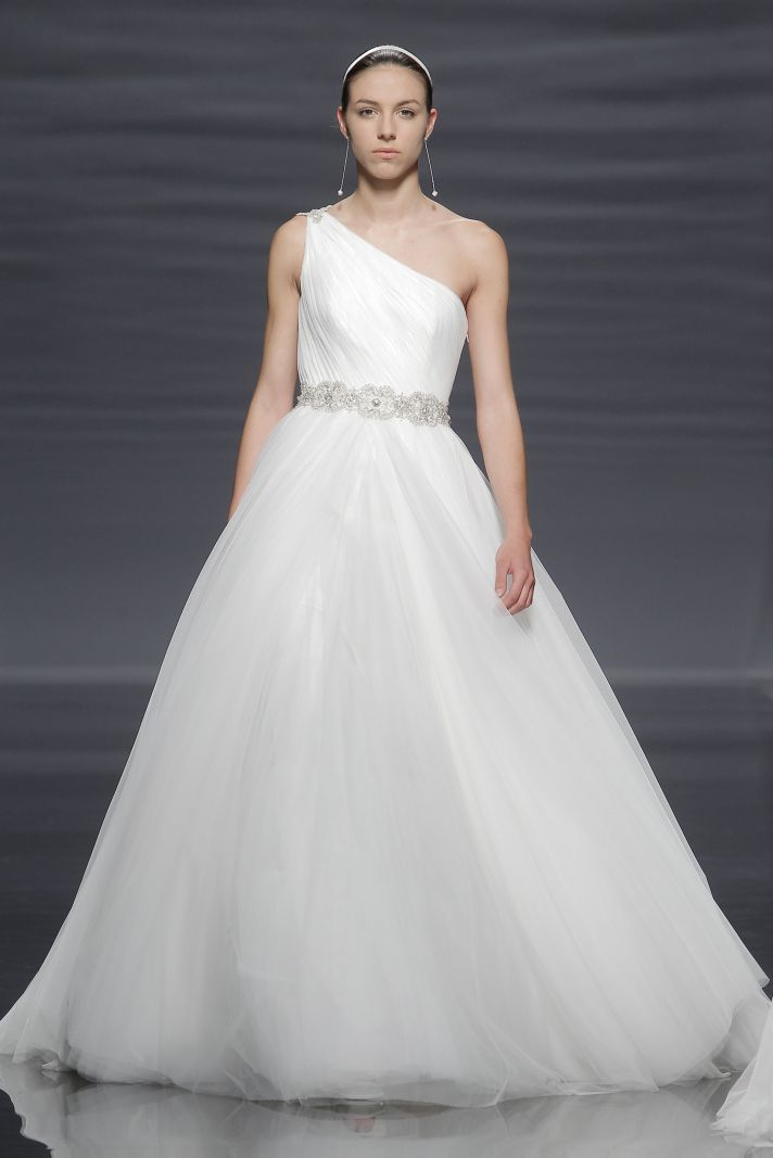Rosa Clara wedding dress 2014 bridal 4