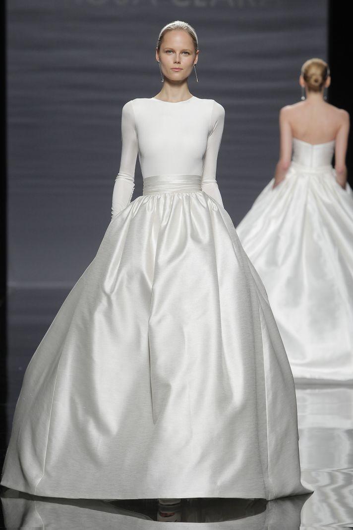 rosa clara wedding dress 2014 bridal 9