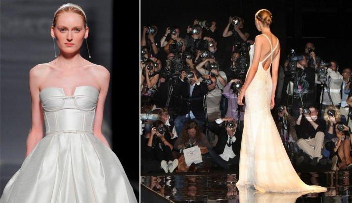 Rosa Clara Spring 2014 Bridal Wedding Dress Collection