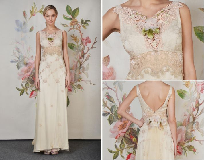Claire Pettibone Spring Summer 2014 Decoupage Collection Primrose