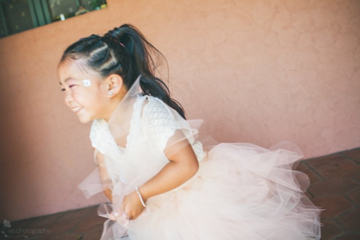 Vista de Oro wedding in California a joyful occasion