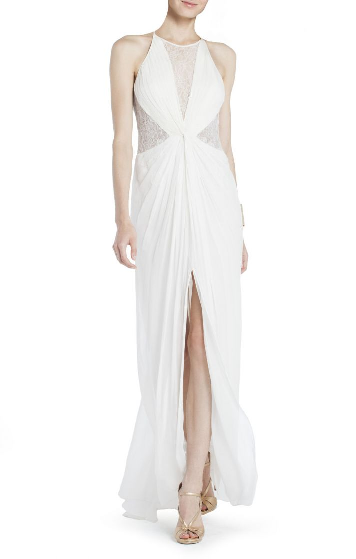 15 budget friendly wedding gowns high on style bcbg wedding dress max azria bridal maxine junglespirit Images