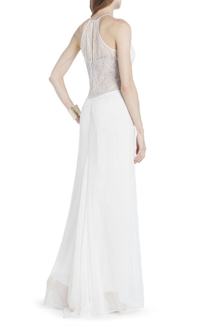 BCBG wedding dress Max Azria Bridal Maxine
