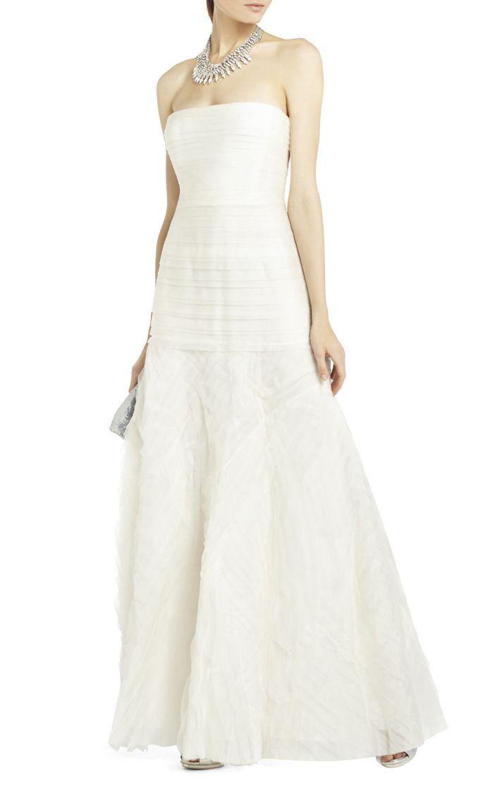 BCBG wedding dress Max Azria Bridal marisa