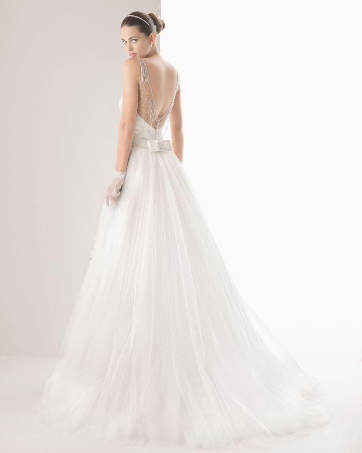 Rosa Clara wedding dress 2014 bridal Claudia