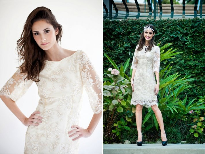 Marisol Aparico wedding dresses and veils on Etsy 3