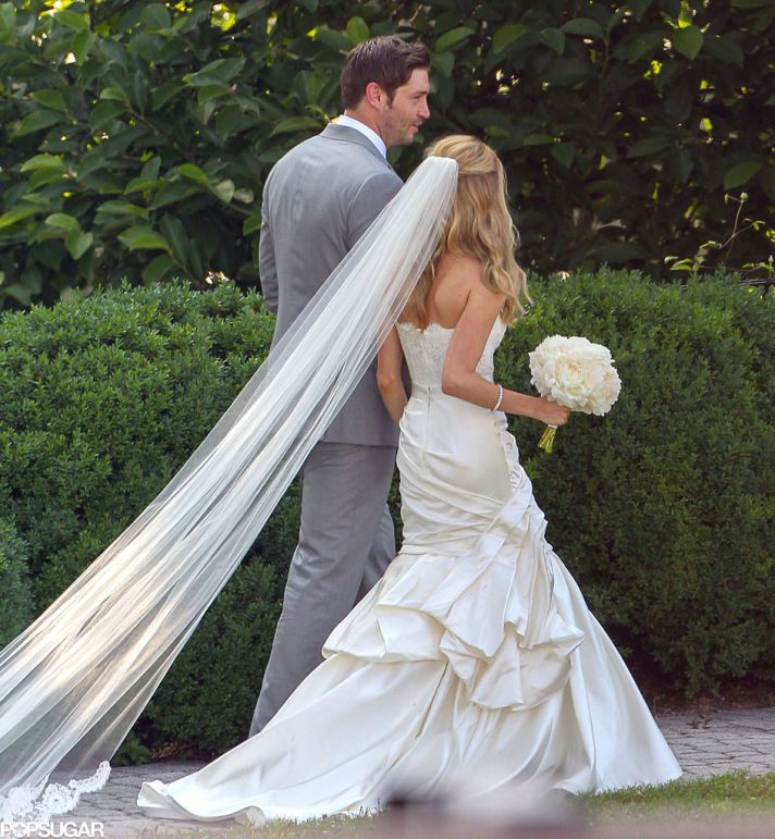 Celeb summer weddings 2013 Kristin Cavallari Jay Cutler
