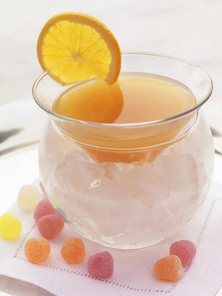 Summer sidecar signature drink for weddings