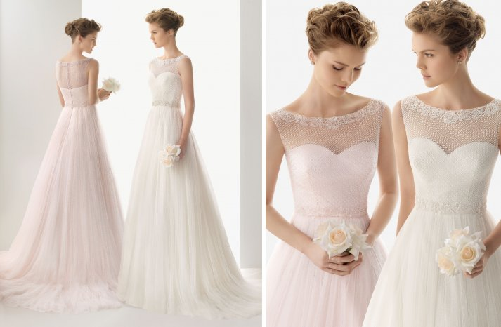 2014 wedding dresses from Rosa Clara Soft bridal collection 8