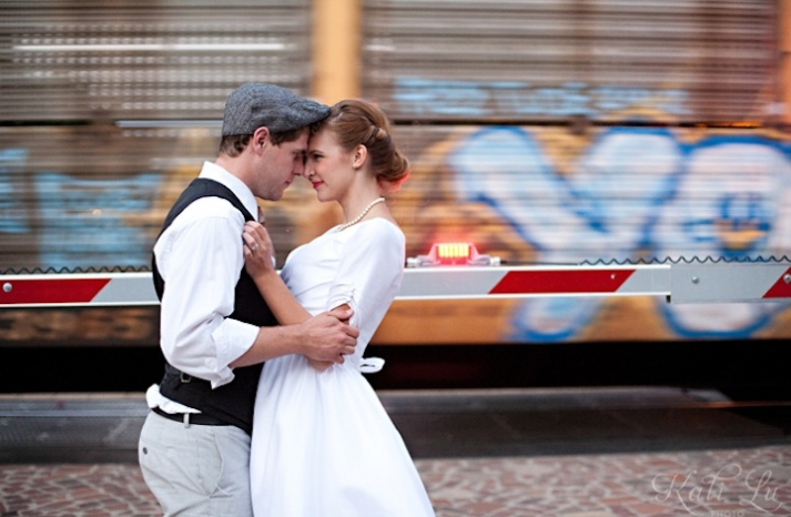 The Notebook inspired wedding 2