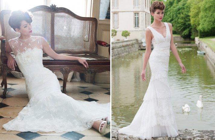 Cymbeline Paris 2014 Wedding Dresses Bridal Collection Preview 3