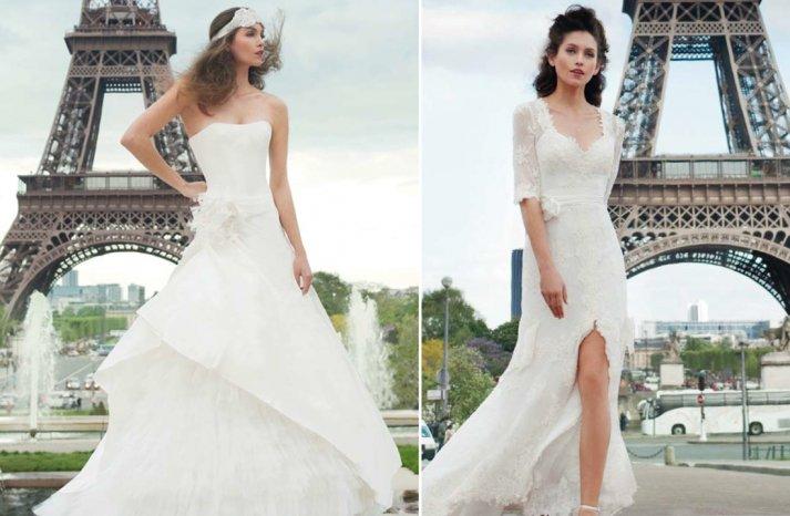 Cymbeline Paris 2014 Wedding Dresses Bridal Collection Preview 8