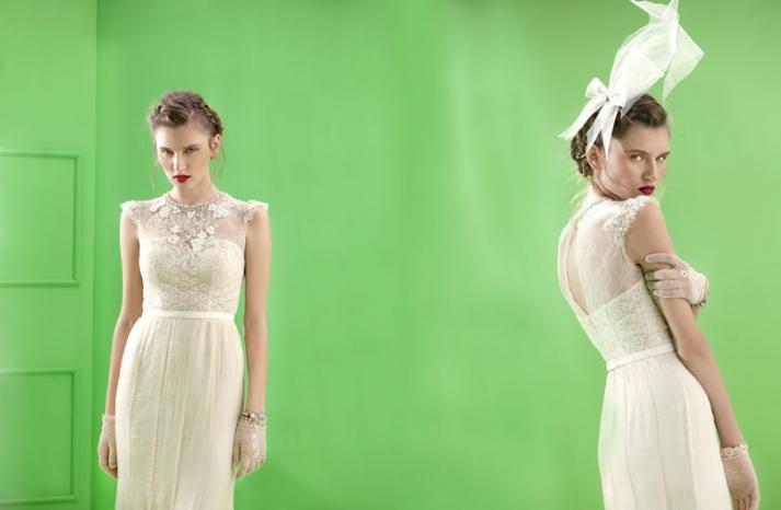Hila Gaon wedding dress 2013 bridal 5