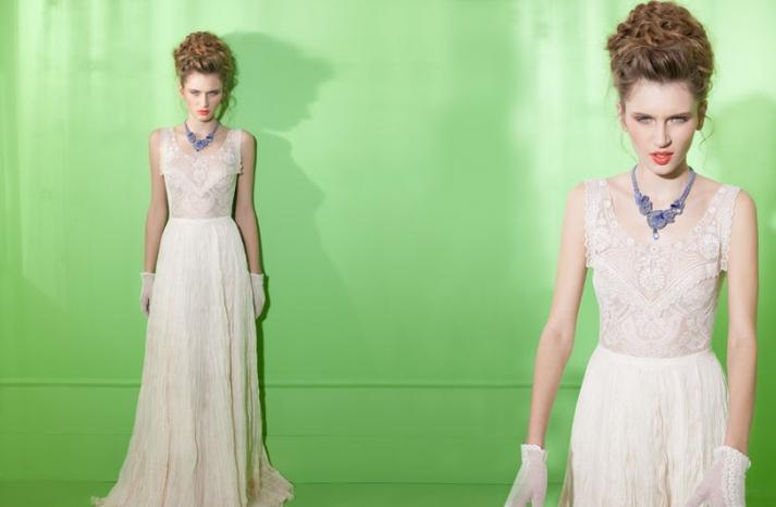 Hila Gaon wedding dress 2013 bridal 15