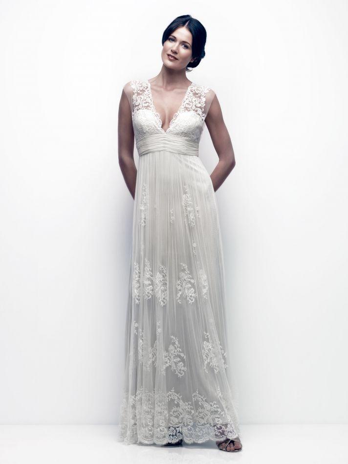 Catherine Deane wedding dress 2013 bridal Lia