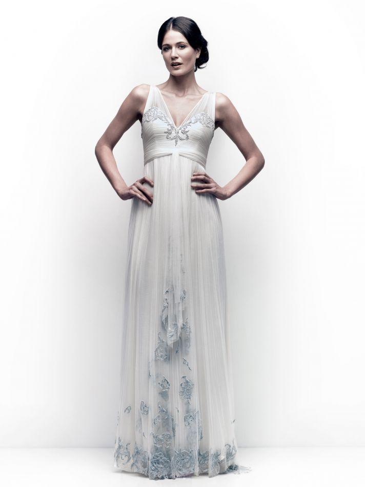 Catherine Deane wedding dress 2013 bridal Godiva