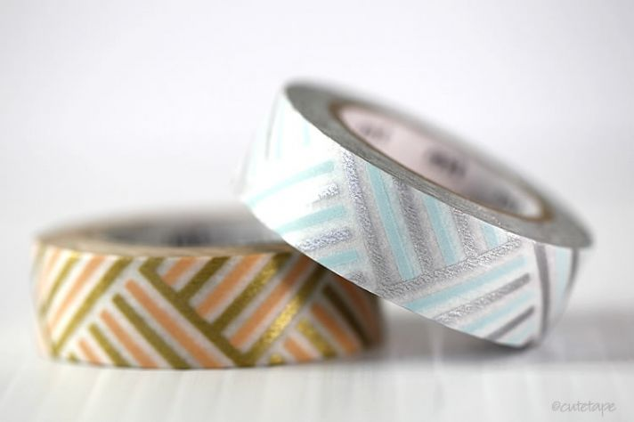 Washi Tape for DIY brides