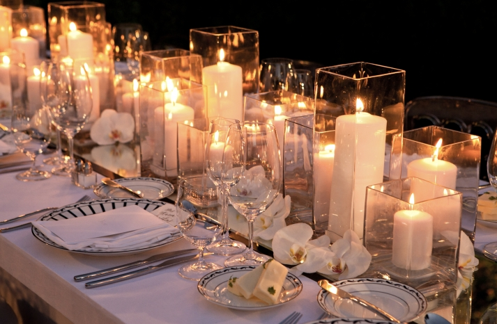 Bel Air wedding inspiration outdoor enchanted reception 2