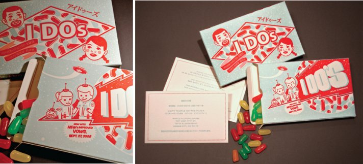Interactive wedding invitations and save the dates 4