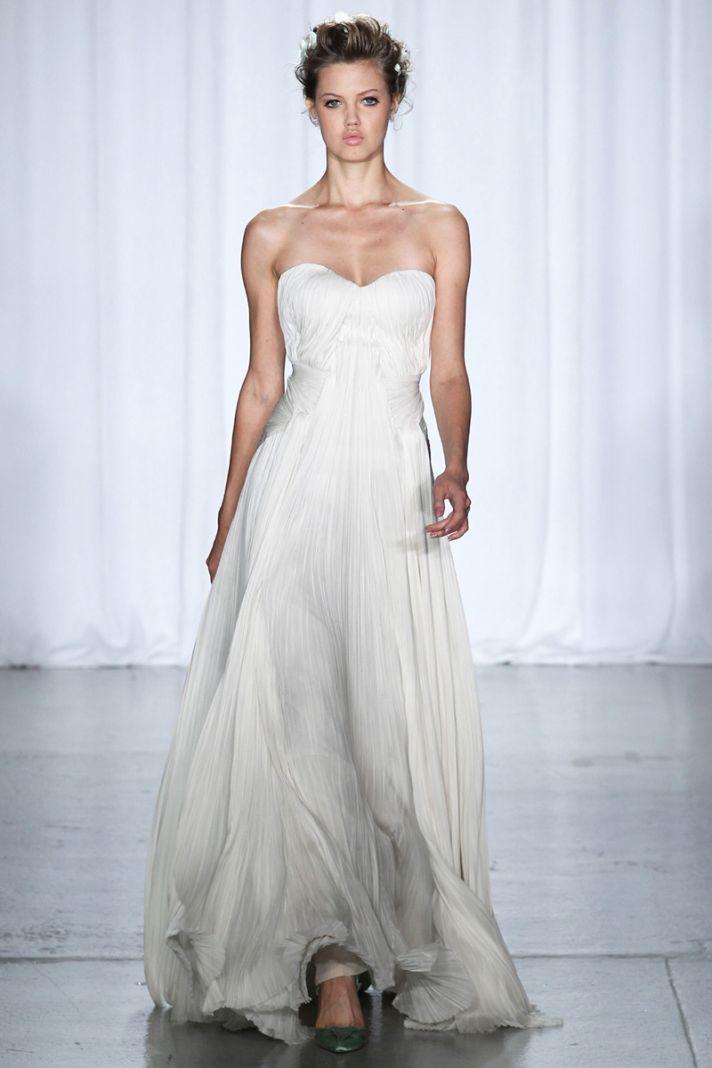 Spring 2014 RTW wedding worthy dresses Zac Posen