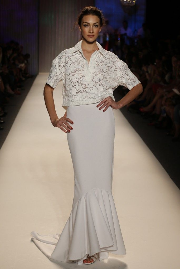 Spring 2014 RTW wedding worthy dresses Tracy Reese