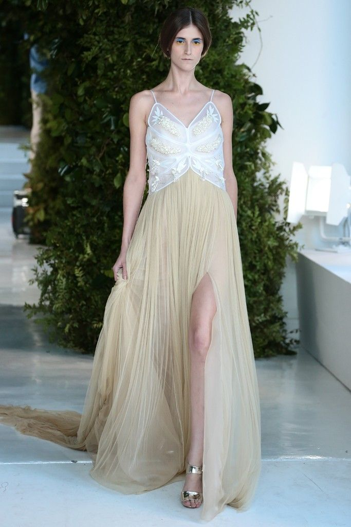 Spring 2014 RTW wedding worthy dresses Delpozo