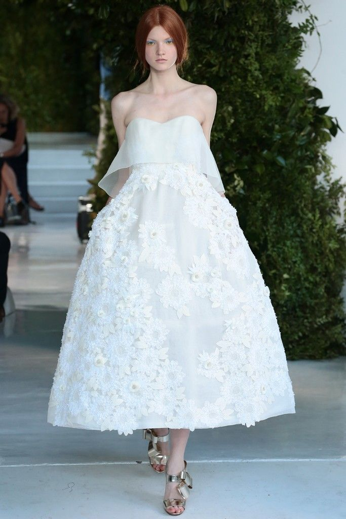 Spring 2014 RTW wedding worthy dresses Delpozo