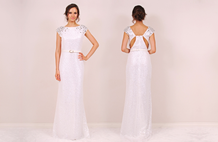 Neue wedding dress by Sunjin Lee 2014 bridal