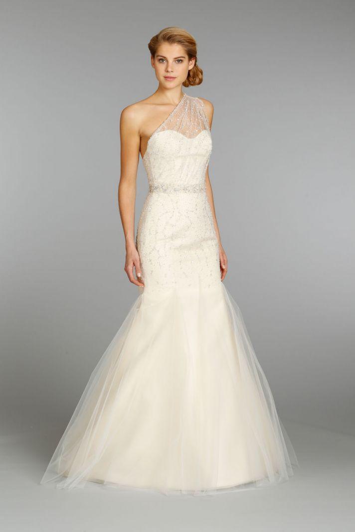 Jim Hjelm wedding dress fall 2013 bridal 8352