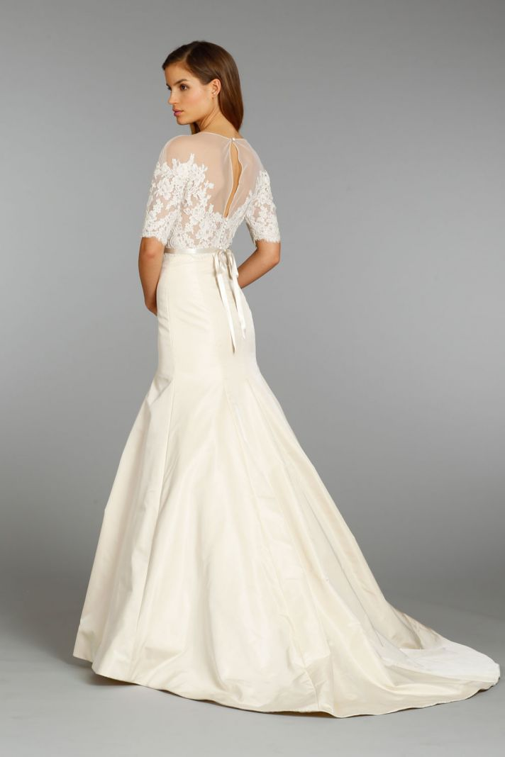 Jim Hjelm wedding dress fall 2013 bridal 8360