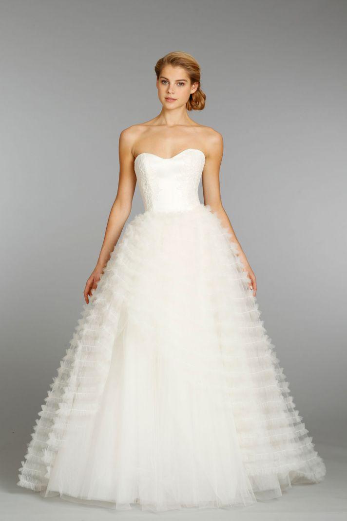 Jim Hjelm Wedding Gowns 13 Popular Jim Hjelm wedding dress
