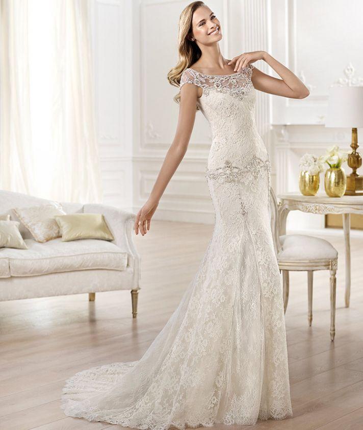 YALENA wedding dress by Atelier Pronovias 2014 bridal
