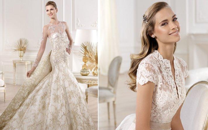 2014 wedding dresses from Atelier Pronovias