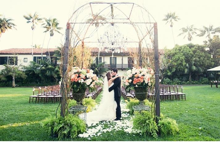 Real Wedding at the Four Seasons Santa Barbara 7