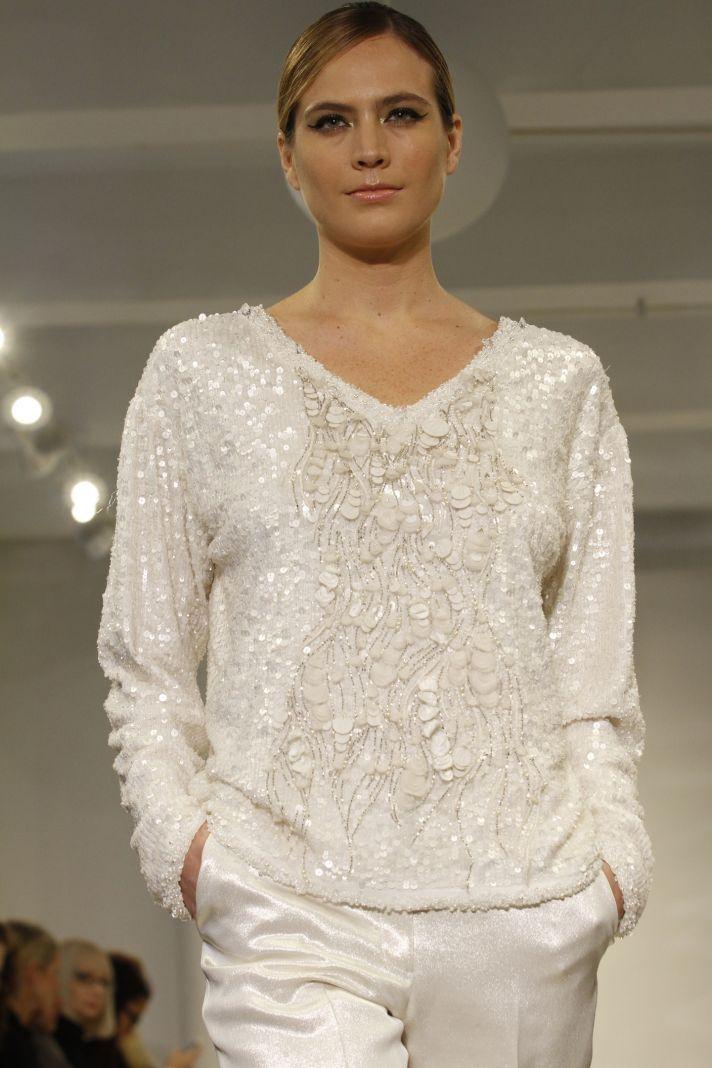 Dress Pants Suits For Weddings 46 Stunning Gabi Theia White Bridal