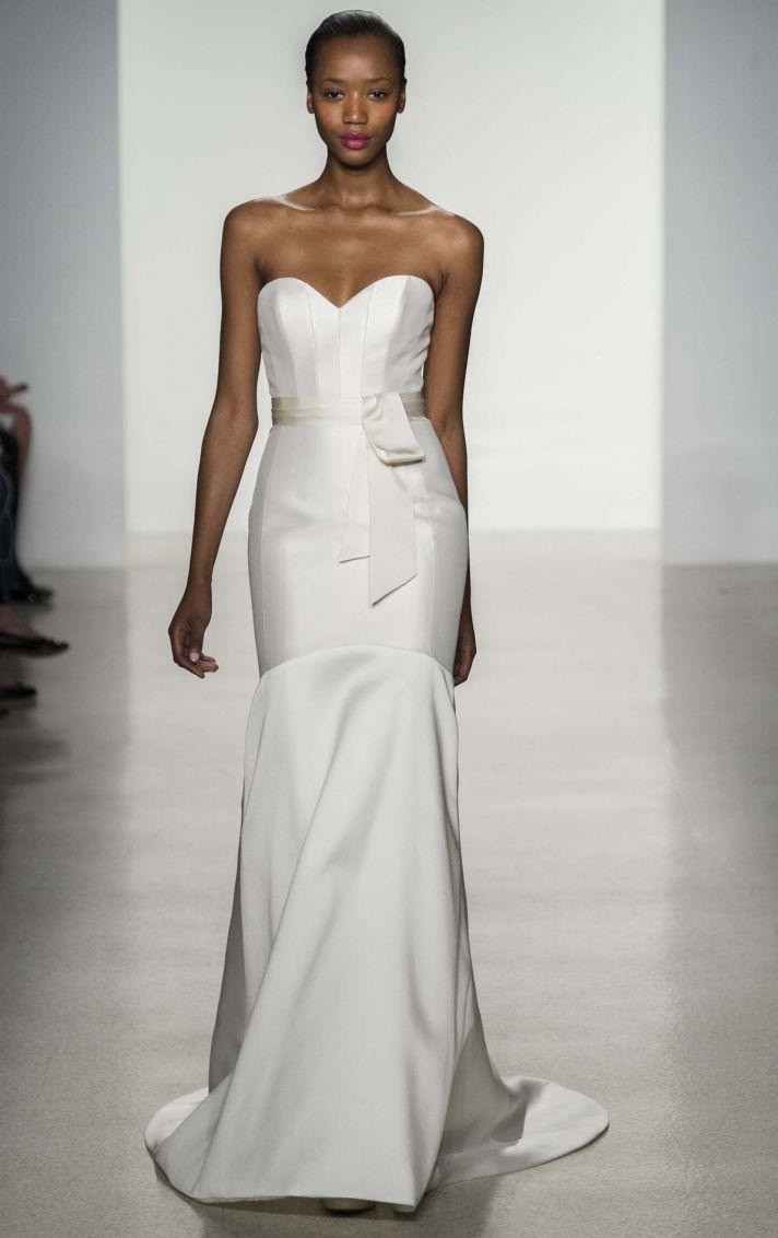 Blake wedding dress by Amsale Fall 2014 bridal