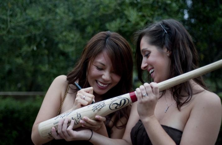 Baseball wedding theme inspiration for the World Series 7