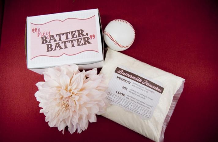 Baseball wedding theme inspiration for the World Series 2