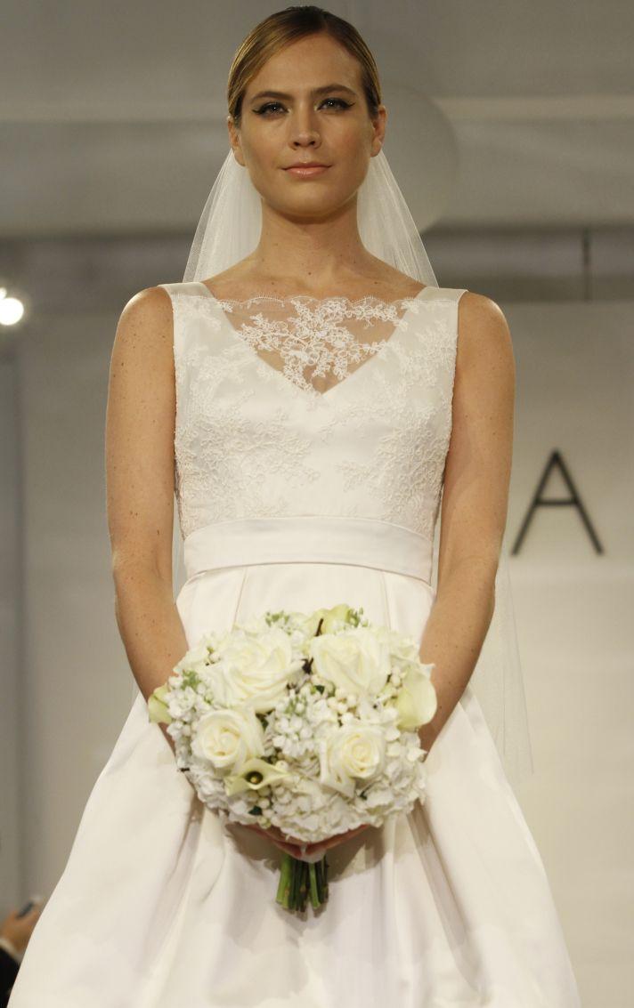 Audrey wedding dress by Theia Fall 2014 Bridal