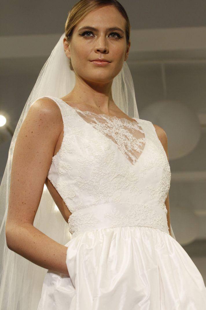 Addison wedding dress by Theia Fall 2014 Bridal
