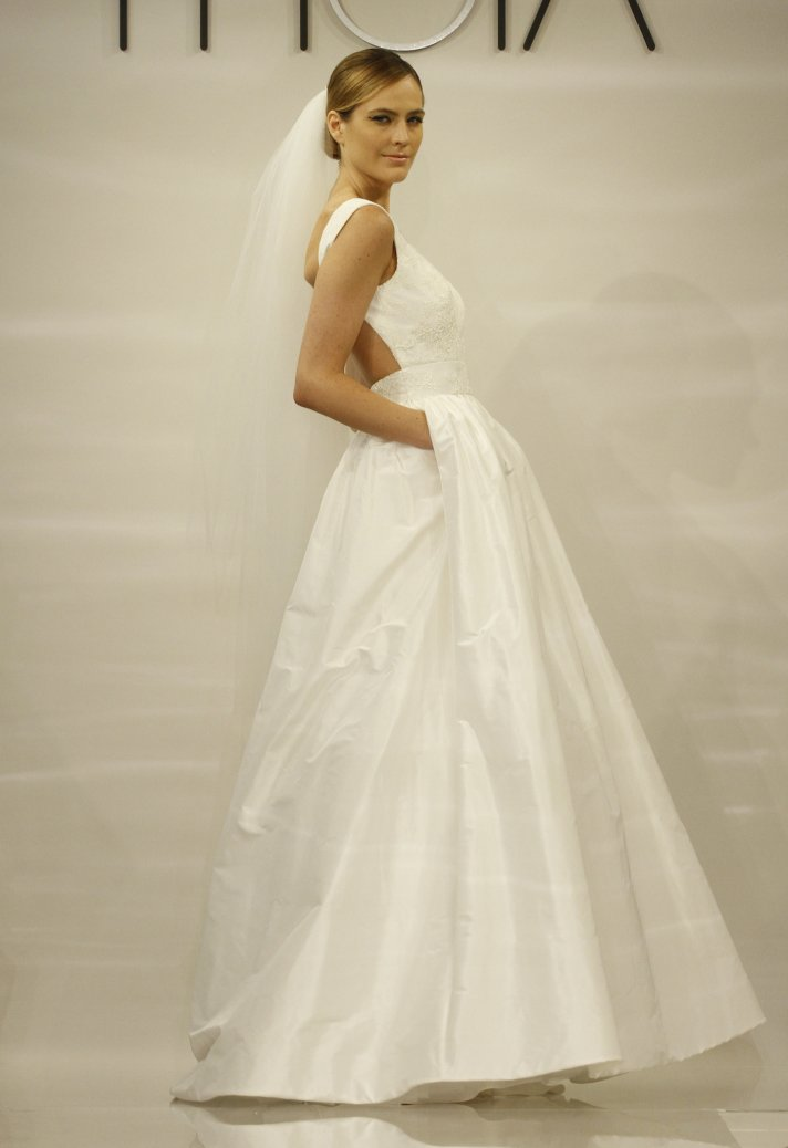 Addison wedding dress by Theia Fall 2014 Bridal